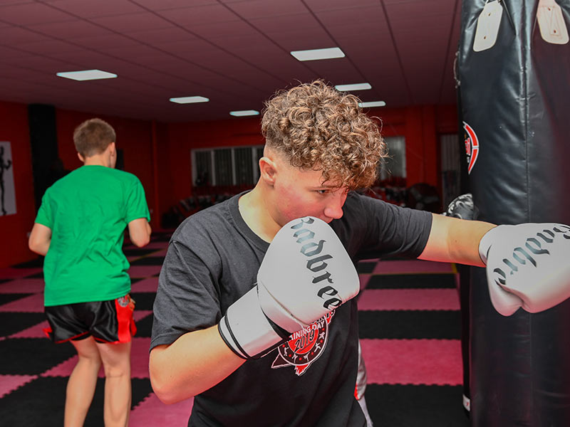 thai boxing classes in West Midlands