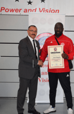 Chief Instructor Rick Dubidat, Martial Arts Centres of Excellence West Midlands UK
